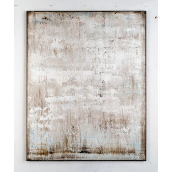 Brown abstract painting BH683