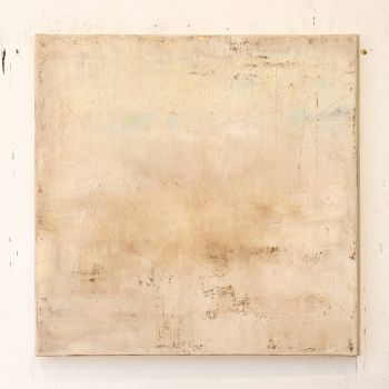 Beige abstract painting GP952