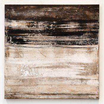 GS318 Brown abstract painting